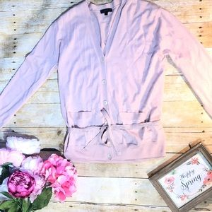 🌸 Limited Edition🌸 J. Crew Sweater W/ Tie front